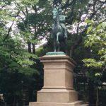 有栖川宮記念公園はニドラン♀がよく出る