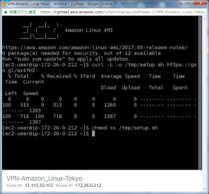 Lightsail Pritunl setup script