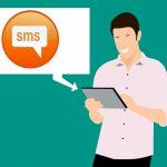 新しいSMS、+メッセージ